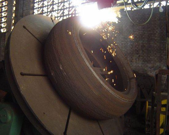 营口轧辊堆焊机