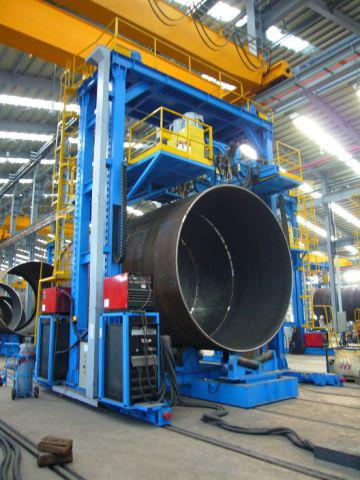 哈尔滨焊接操作机